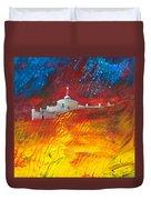 Citadelle Andalouse Duvet Cover