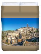 Cities Of The South Duvet Cover