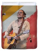 Citizen Cope Clarence Greenwood Duvet Cover
