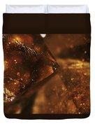 Citrine On Angle Duvet Cover