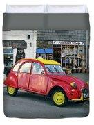 Citroen 2cv Duvet Cover
