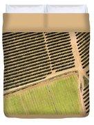Citrus Farms In Moroccos Productive Duvet Cover