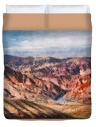 City - Arizona - Grand Hills Duvet Cover