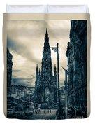 Edinburgh City Duvet Cover