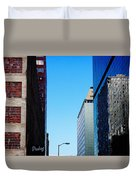 City Buildings Duvet Cover