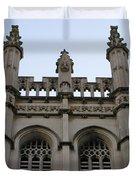 City Church Tower Duvet Cover