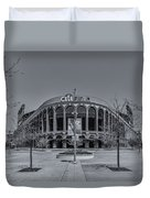 City Field - New York Mets Duvet Cover