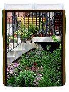 City Garden Duvet Cover