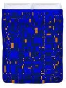 City Life Series No. 6 Duvet Cover