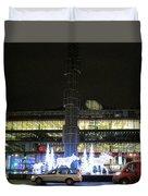 City Lights 2 Duvet Cover