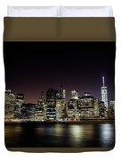 City Of Blinding Light Duvet Cover
