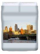 City Of London 5 Duvet Cover