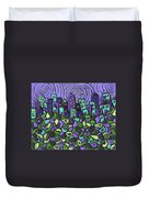 City Of Passion Duvet Cover