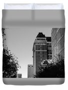 City Structure  Duvet Cover