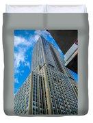 City Tower Duvet Cover