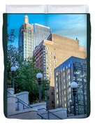 City Walk Duvet Cover
