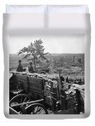 Civil War: Atlanta, 1864 Duvet Cover