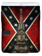 Civil War Memorial Duvet Cover