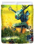 Clarksdale Authentic Madness Duvet Cover