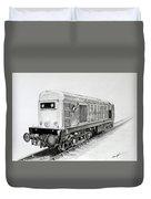 Class 20 205 Duvet Cover