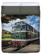 Class 31 Diesel 3 Duvet Cover