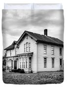 Classic American House Duvet Cover