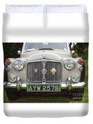 Classic Cars - Rover 110  Duvet Cover