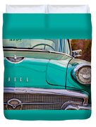 Classic Buick Duvet Cover by Mamie Thornbrue