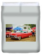 Classic Cadillac Duvet Cover