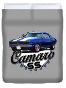 Classic Camaro Duvet Cover