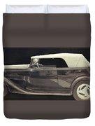 Classic Car 3 Duvet Cover