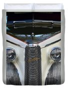 Classic Car Front End Duvet Cover
