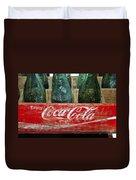 Classic Coke Duvet Cover