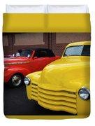 Classic Colors 5 Duvet Cover