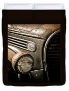 Classic Ford Truck Duvet Cover
