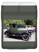 Classic Line Duvet Cover