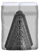 classic New York architecture Duvet Cover