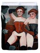 Classic Nudes 8 Duvet Cover