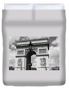 Classic Paris 6 Duvet Cover by Andrew Fare