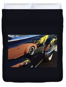 Classic Reflections Duvet Cover
