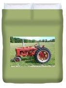 Classic Tractor Duvet Cover