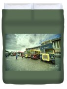 Classic Transport  Duvet Cover