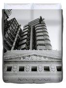 Classical London Duvet Cover