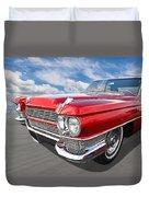 Classy - '64 Cadillac Duvet Cover