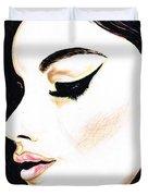 Classy Lady Duvet Cover