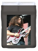 Claudio Sanchez Of Coheed And Cambria 2 Duvet Cover