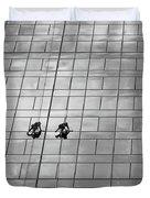 Clean Windows #2 Duvet Cover