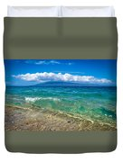 Clear Water Duvet Cover