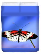 Cleared For Takeoff Duvet Cover