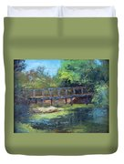 Clearfork Bridge Duvet Cover